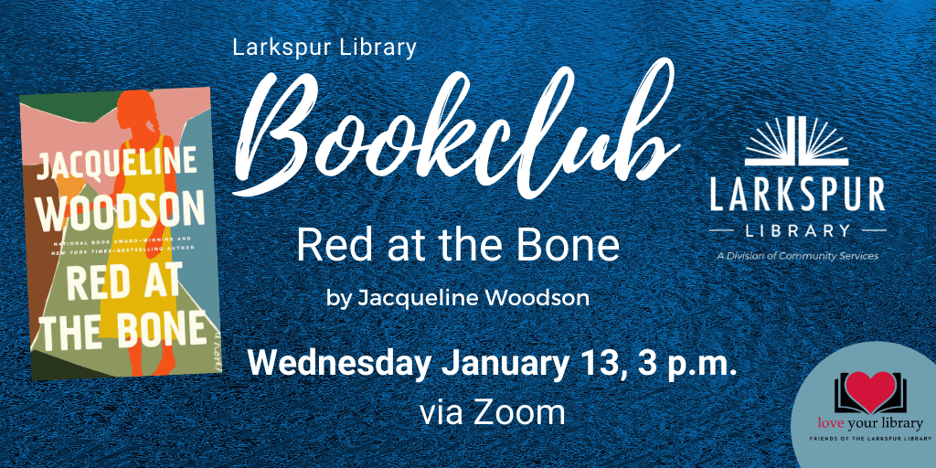 LLBC Red at the Bone meeting Wednesday, January 13 at 4 pm