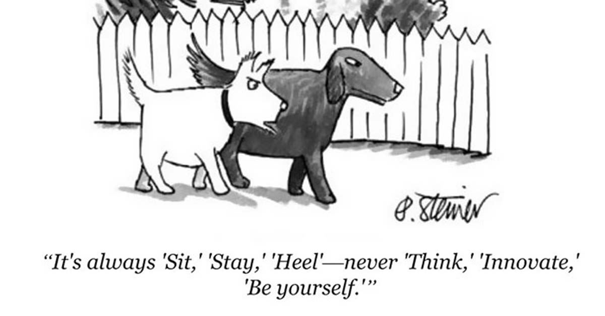 Anatomy of a New Yorker Cartoon TED Talk