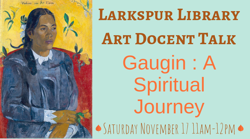 Gaugin: Art Docent Talk