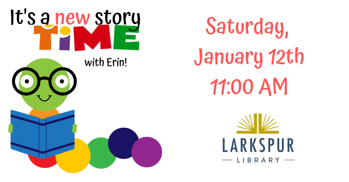 Copy of Family Storytime Flyer